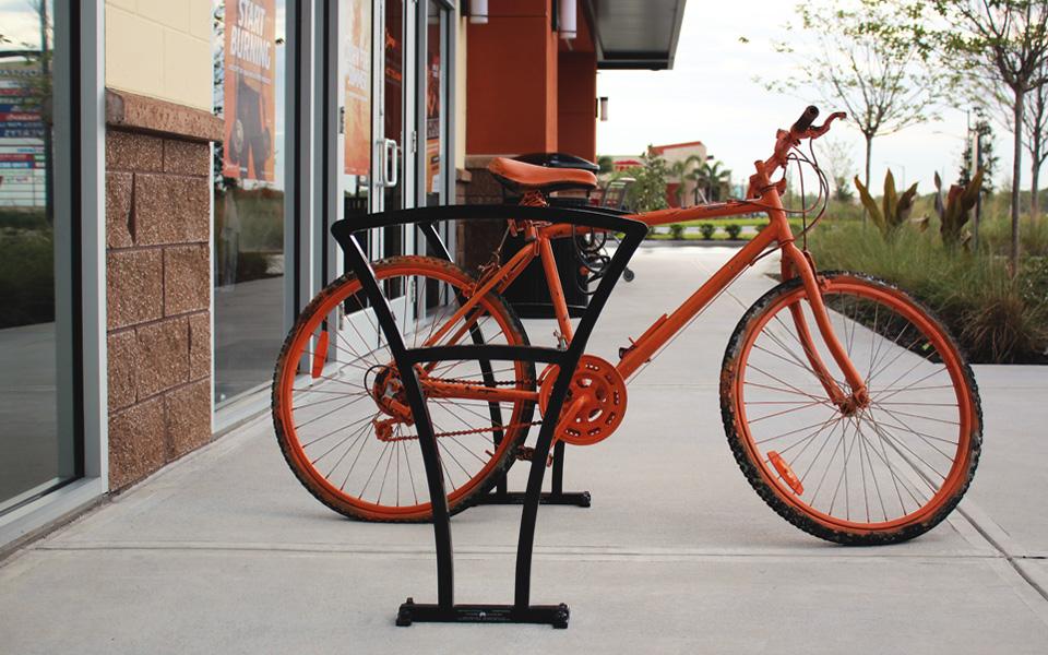 Freesia Bike Rack